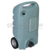Tote-N-Stor 15 Gallon 2-Wheel Portable Waste Holding Tank Kit