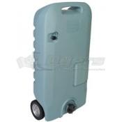 Tote-N-Stor 25 Gallon 2-Wheel Portable Waste Holding Tank Kit