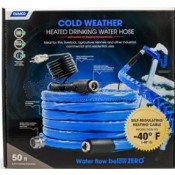 Camco 50' Cold Weather Heated Drinking Water Hoses
