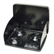 Atwood Stainless Steel 3-Burner Cover