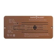 Safe-T-Alert Brown Flush Mount Classic LP Gas Alarm