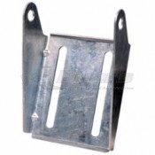 "Boat Trailer 4"" Panel Bracket"
