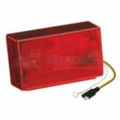 Wesbar Submersible Taillight Assembly - Roadside, 8-Function