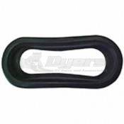 "Rubber Replacement Grommet for 6"" Oval Lights"