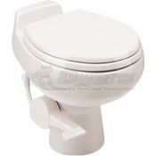 Dometic Sealand Traveler 510 Plus White China Foot Flush Toilet