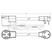 TRC 30 Amp M to 50 Amp F Adapter