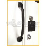 Stromberg Carlson Black Soft Touch Grab Handle