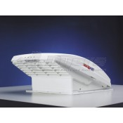 MAxxAir White Manual Opening MAxxFan Roof Vent