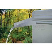 JR Flexible Extended Rain Gutter Spouts