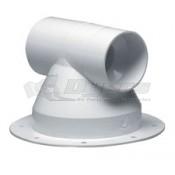 Chaffee White Vac-U-Jet Vent