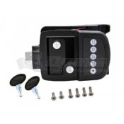 AP Products Electric Key Pad Travel Lock