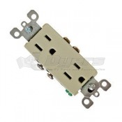 Diamond Ivory Speedwire Receptacle
