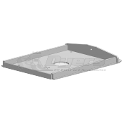 PullRite Lippert 0719 Capture Plate for SuperGlide Hitches