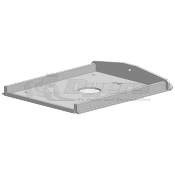 PullRite Dexter Capture Plate for SuperGlide Hitches