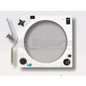 Fan-Tastic Vent 3350 White Upgrade Kit