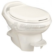 Thetford Aqua Magic Style Plus Low Profile Bone Toilet
