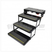 Lippert Components Series 23 Triple Electric Folding Steps