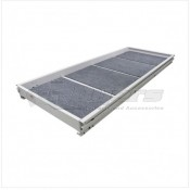"Lippert Components Kwikee® Super Slide II Custom Width 800lb Cargo Tray 90"" Heavy-Duty Slide"