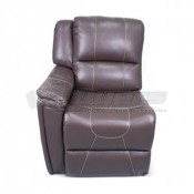 Thomas Payne Theater Seating Majestic Chocolate Right Hand Recliner