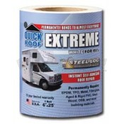 "Quick Roof Extreme 6"" x 25' White"