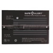Safe-T-Alert Black Flush Mount LP Gas Alarm
