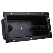 "Rigid Industries Black 6"" Light Bar Flush Mount Bucket"