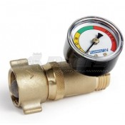 Camco Water Pressure Regulator with Gauge