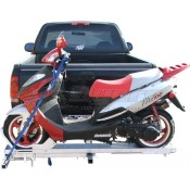 Rage Powersports Tilt-A-Rack Motorcycle Carrier