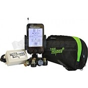 TireMinder 4 Tire Wireless Monitoring System with Booster