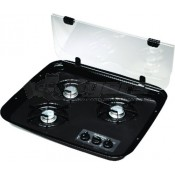 Suburban Glass 3 Burner Stove Top Cover