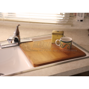 Camco Oak Sink Cover and Cutting Board