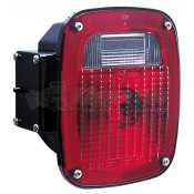 Peterson #442 Universal RH Three-Stud Combination Tail Light **ONLY 7 AVAILABLE**