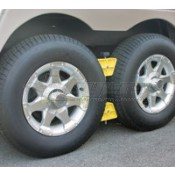Camco Wheel Stops - Small