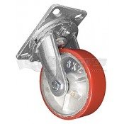 "Ultra-Fab 6"" Swivel Skid Wheel"