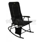 Faulkner Black Dakota Rocking Chair