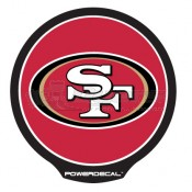 San Francisco 49ers LED PowerDecal