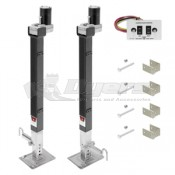 Bulldog 10K 5th Wheel Landing Gear System (BACKORDER)