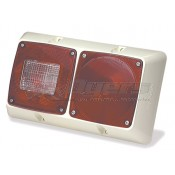 Grote Double Surface Mount Light
