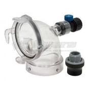 Valterra RV Hydroflush 90° Sewer Hose Reverse Flush Valve