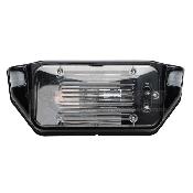 Star Lights Black Motion Sensor Porch Light SL1000B