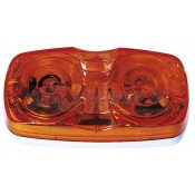 Peterson #138 Replacement Amber Lens