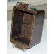 Diamond Bakelite Box
