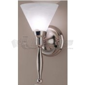 Gustafson Satin Nickel Sconce Sidewall Light