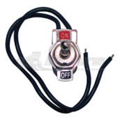 "Diamond Replacement Toggle Switch with 6"" Wire Lead"