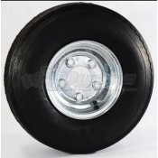 Load Star 5.70 x 8 LRC Tire on 5 Hole Galvanized Wheel