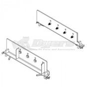 Demco Hijacker Industry Standard Side Adapter Plates
