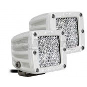 Rigid Industries Marine D-Series Pair Dually LED Diffused Light