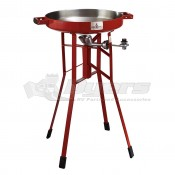 """Fire Disc 36"""" Propane Barbeque Grill"""