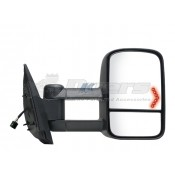 K-Source 2007 to 2012 GMC/Chevy Right Hand Extendable Towing Mirror