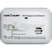 Safe-T-Alert White Mini LP Gas Detector
